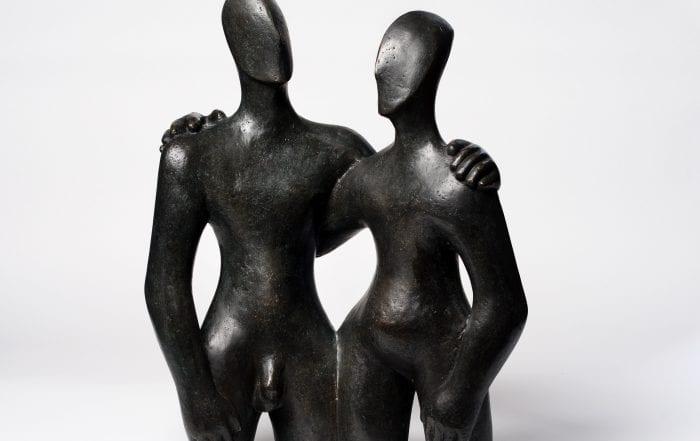 Etruscan Couple 2