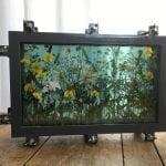 Glass Press Wildflowers